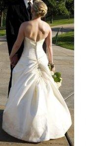 Hook up wedding dress train-in-Mangone