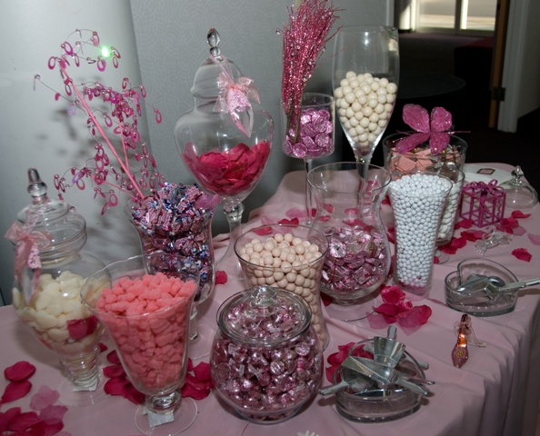 Wedding candy buffet hudson valley ceremonies