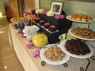 Wedding Dessert Buffet – Hudson Valley Ceremonies