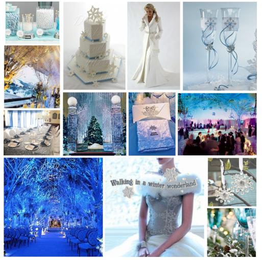 Winter Wedding On Pinterest