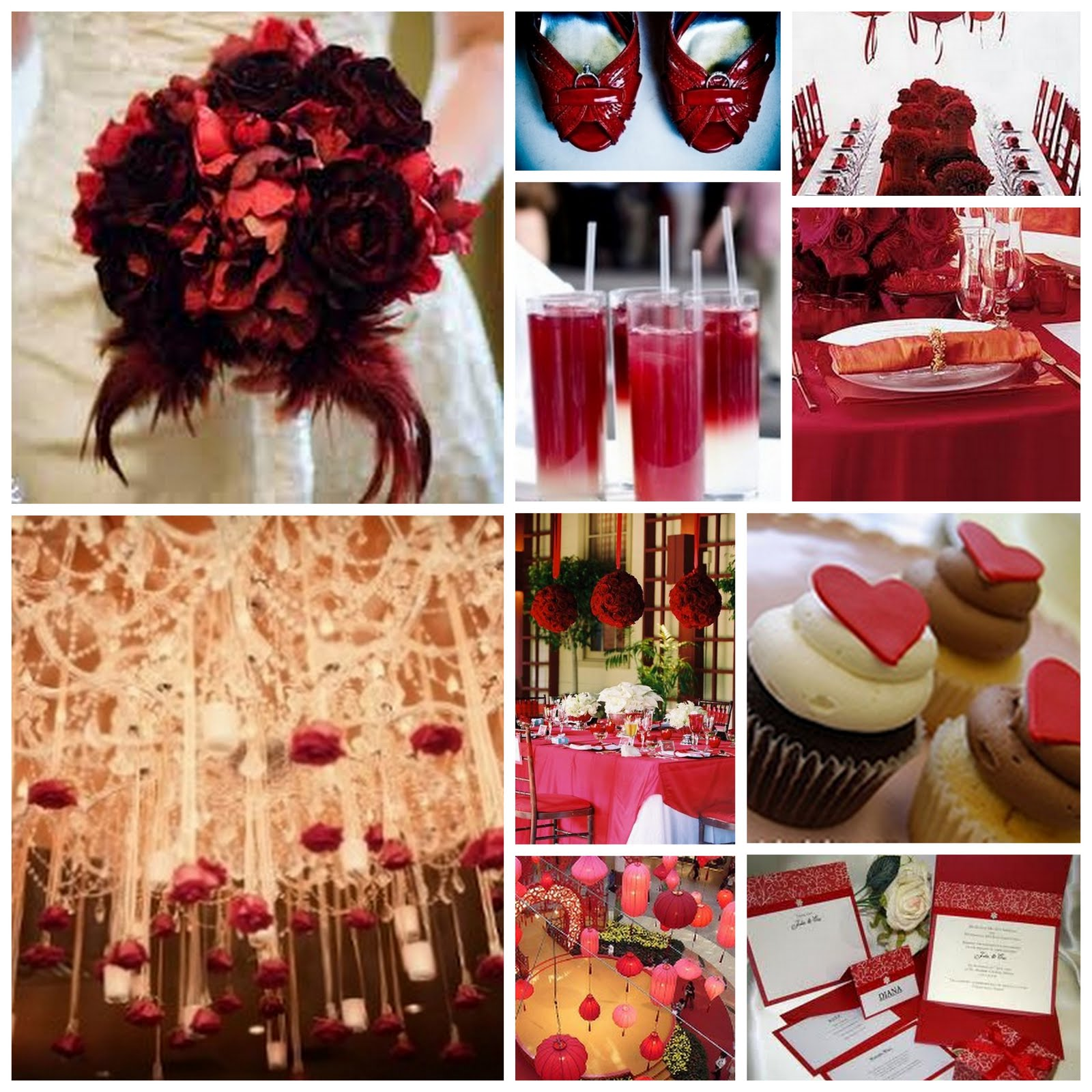 A valentine s day wedding hudson valley ceremonies for Wedding day decorations