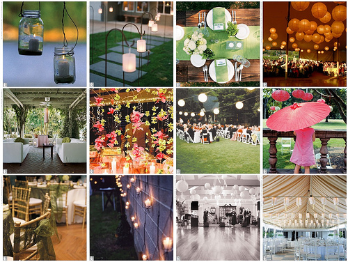 Your outdoor wedding hudson valley ceremonies for Backyard wedding decoration ideas