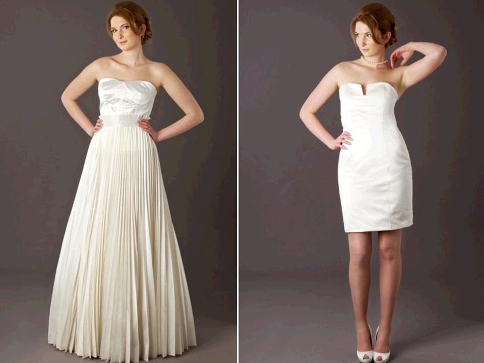 Convertible Wedding Dresses – Hudson Valley Ceremonies