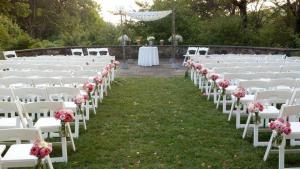 Glynwood Wedding Chuppah