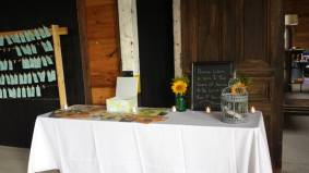 Welcome Table at Basilica Hudson