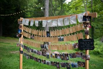 Escort Cards and Pictures