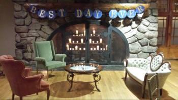 Lounge at Bear Mountain Inn