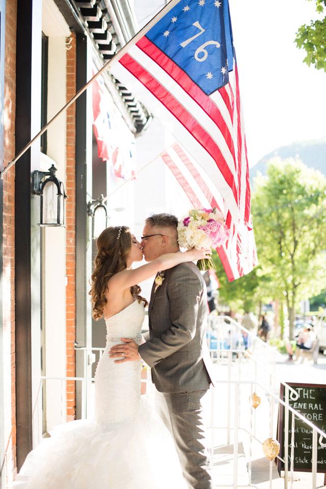 Hudson Valley Ceremonies Wedding at Highlands CountryClub