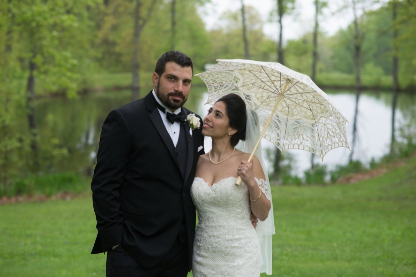 Elaina and Vincent, A PrivateEstate